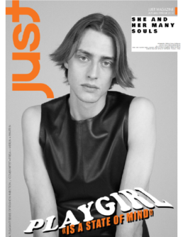 Just Magazine Autumn-Winter 2019 - She and her many souls
